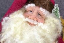 I love Santa / by Amy Weimer