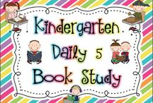 Kindergarten Daily 5 / by Live Love Laugh Everyday In Kindergarten
