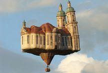 Art: Balloons / by Yvonne Van Der Graaf