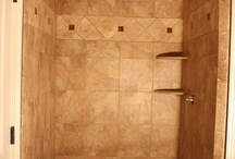 Bathroom remodeling ideas / by Marcia Miller