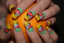 Whore For Nails / by Channary Ney