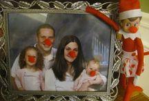 Christmas-Elf on Shelf / by Anjuli White