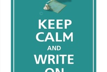 Writing inspiration / by Joy Weese Moll