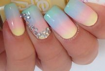 Beauty:Nails / by Lisa Gniech
