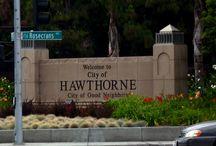 Hawthorne, Calif. / by Nat Ellena