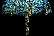 L. C. Tiffany Studios / by Lynn Ellison
