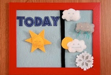 Kid crafts and ideas / by Julie Stroup