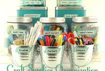 Craft Organizing / by Alana