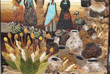 Many wise & powerful women / by Marjorie Derozier