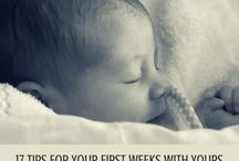 Baby Hannah / by Miranda Hannah