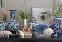 Blue and White / by Cindy Lanzi