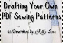 Sewing / by Kellie Harriss