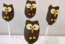 Baked goodies-Cake Pops / by Katrina Goodwin