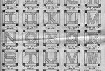 quilt blocks / by Hazel TheBunny