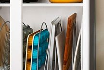 Custom Cabinet Organizers- Inspiration / by Cornerstone Builders