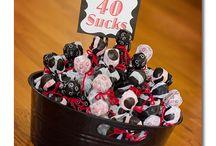 Birthday ideas / by Annette Whelan