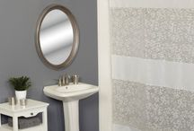 Shower Curtains / Beautify your Bath with just the right look! / by Zenith Products Corporation