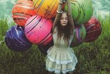 balloons / by Fab Gab Blog .com