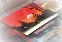 ART - Sprayed / by Debi Winegar