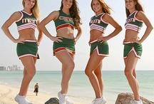 UM Spirit Squad  / by Miami Hurricanes