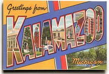 Kalamazoo-zoo-zoo! / Kalamazoo is a vibrant city in southwest Michigan, exactly halfway between Chicago and Detroit.  Enjoy brewpubs, fabulous restaurants, live theatre, museums and more. / by Kalamazoo House B&B