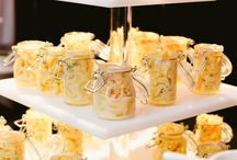 Mason jar ideas! / Gifts & food it's all about the presentation!  / by Mary Rosica