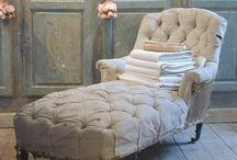 Chairs, sofas, and tufted furniture / ... / by Suzette Brown