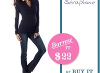 maternity jeans / by Borrow For Your Bump (BFYB)