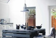 Kitchen Ideas / 100's of pictures of beautiful kitchen ideas and designs in pictures. / by Home Stratosphere
