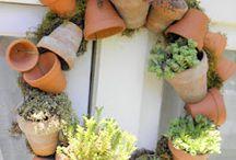 wreaths / by Judy Aldridge