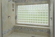 Shower remodel / by Megan LaBille