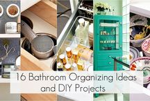 Organizing Tips / by Joy Haywood