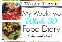 Whole 30 / by Erika Low