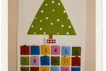 Advent Calendar / by Ashley Kerekes