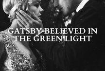 The Great Gatsby ❤️ / by Elizabeth Kelso