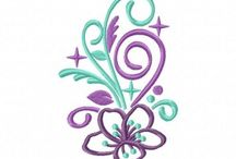 Embroidery Designs That I Have / by Elaine Wilkins