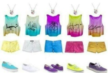 One Direction outfits / by Justice Green