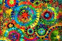 colours & patterns / by Cora Aylina