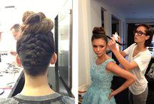 Hairstyles / by Linda Hart