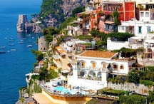 Positano dreams / by Onta Itzy Aquita