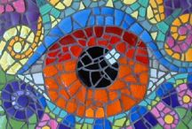 mosaic art / by Stephanie Stilling Nease