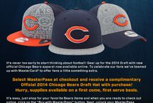 Sales / by Chicago Bears Pro Shop
