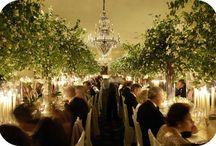 Reception ideas / by Alice In Weddingland
