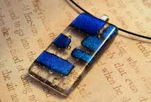 Fused glass Jewellery  / by Julie Gilpin