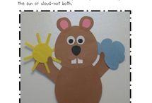 Groundhogs day / by Stacie Blackward