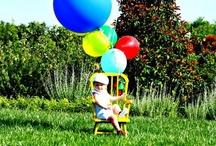 1st Birthday ideas / by Reina Jimenez