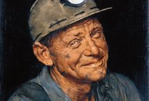 Artists: Norman Rockwell / by Kwalitisme