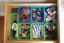 Organization / by Taryn Wood