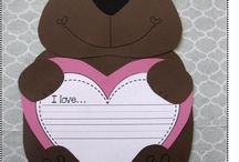 Kindergarten February / Reading:   Writing: Daily 5: Theme: Math: STEM: Special Units and Events:  hearts, Valentine's Day, the perfect square / by Rachel Carter