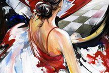 Art I Like / Art / by Virginia Hale